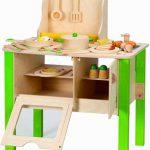 Hape Wooden Play Kitchen 1
