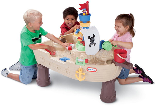 Step2 Anchors Away Pirate Ship