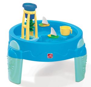Step2 WaterWheelActivity Play Table Review