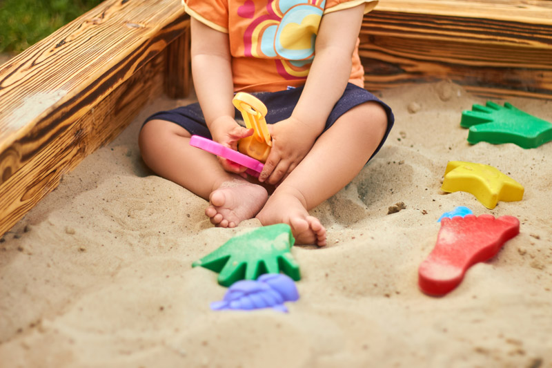 Best Sand For Sandbox Two Non Toxic
