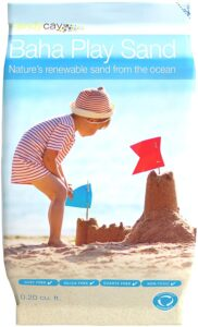 BAHA Natural Play Sand