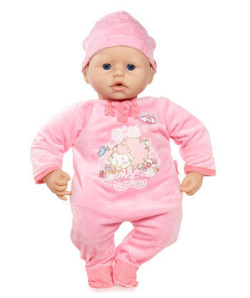 "Zapf Creations Baby Annabell 18"" Doll Review"