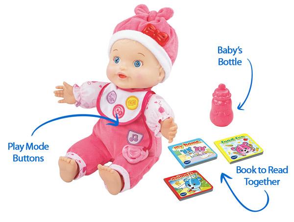 VTech Baby Amaze Apprendre à parler et à lire une critique de poupée