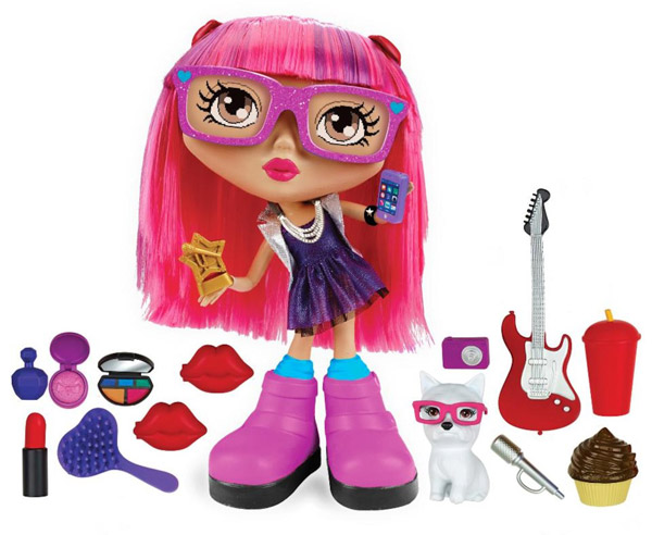 chatsters pop star gabby interactive doll 8613C775.zoom
