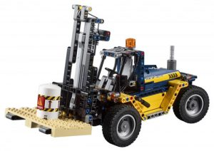 More Information About the Summer 2018 LEGO Technic Sets