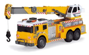 7 Best Toy Crane Trucks for Indoor and Outdoor Play