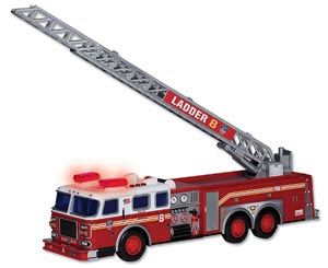 Daron FDNY Ladder Truck Review