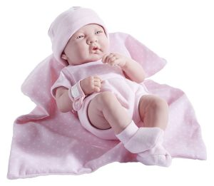 La Newborn Boutique 14 Inch Doll