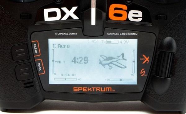 Spektrum DX6E 6Ch Transmitter