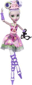 Monster High Ballerina Ghouls Moanica D'kay Doll