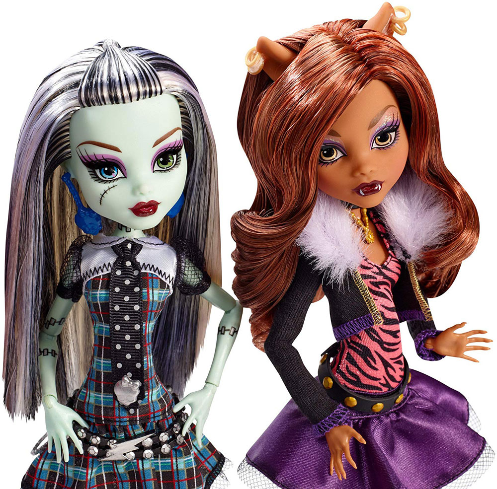 Complete Collection List of the Monster High Doll Line