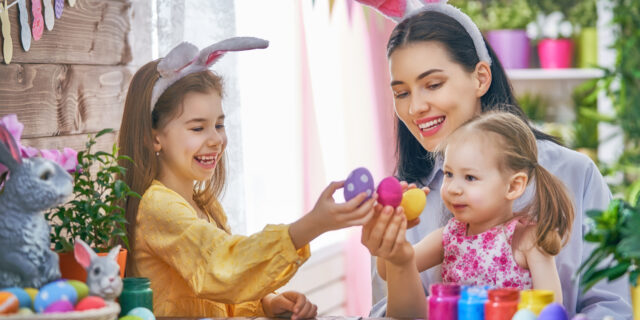 Easter Toys for Babies and Toddlers