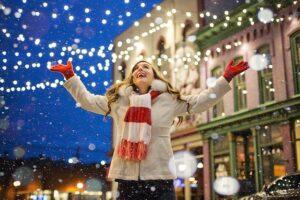 Christmas Getaway in USA