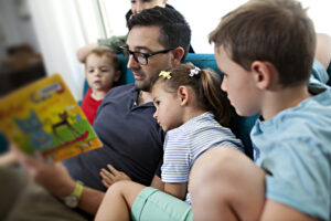 book reading for kids to learn